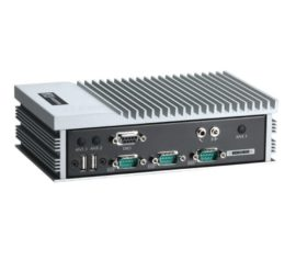 EBX275 Wide Temperature Fanless Embedded System with 4x COM-0