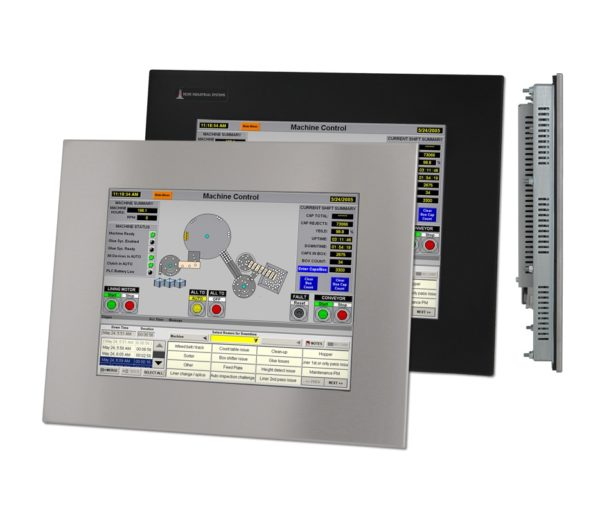 """DIS266 15"""" LCD High Brightness Touchscreen Industrial Monitor-0"""