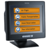 """PAN352 17"""" LCD Fanless Touch Panel PC-0"""