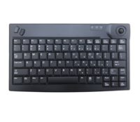 PER189 Space Saver Keyboard with Trackball-0