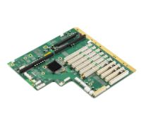 Backplane with 2xPCI-X (64/100); 4xPCI-X (64/66); 4xPCI (32/33); 1xPCIex16 expansion slots