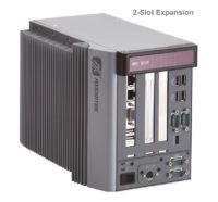 F213-2 Fanless Embedded System Front View