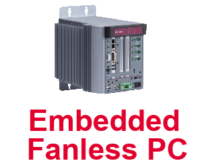 Fanless PC